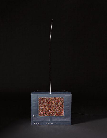 Tom Friedman-Untitled (T.V. Sprinkles)-2006