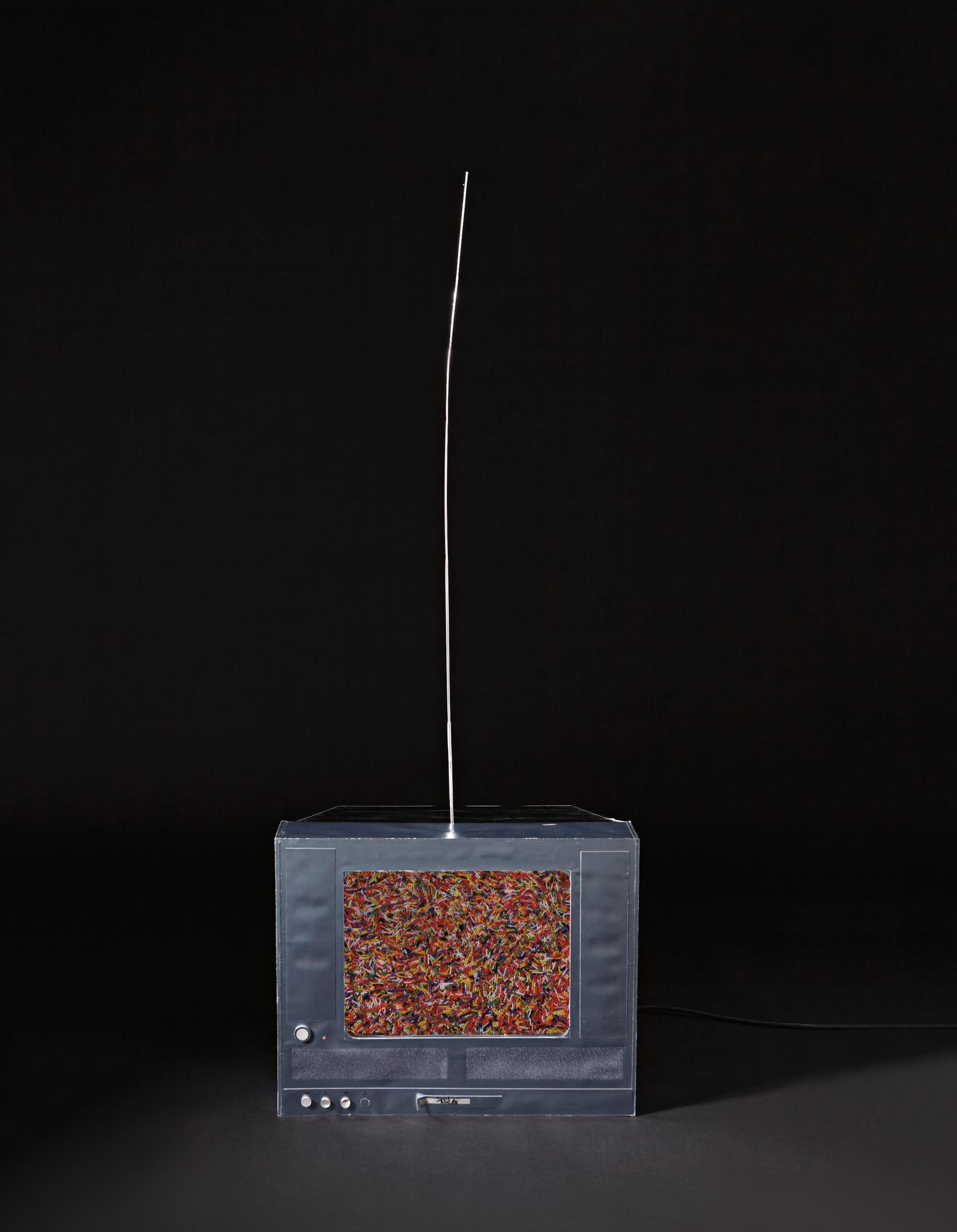 Tom Friedman-Untitled (T.V. Sprinkles)-2006