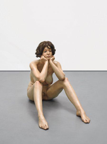 John Deandrea - Sitting Woman-1972