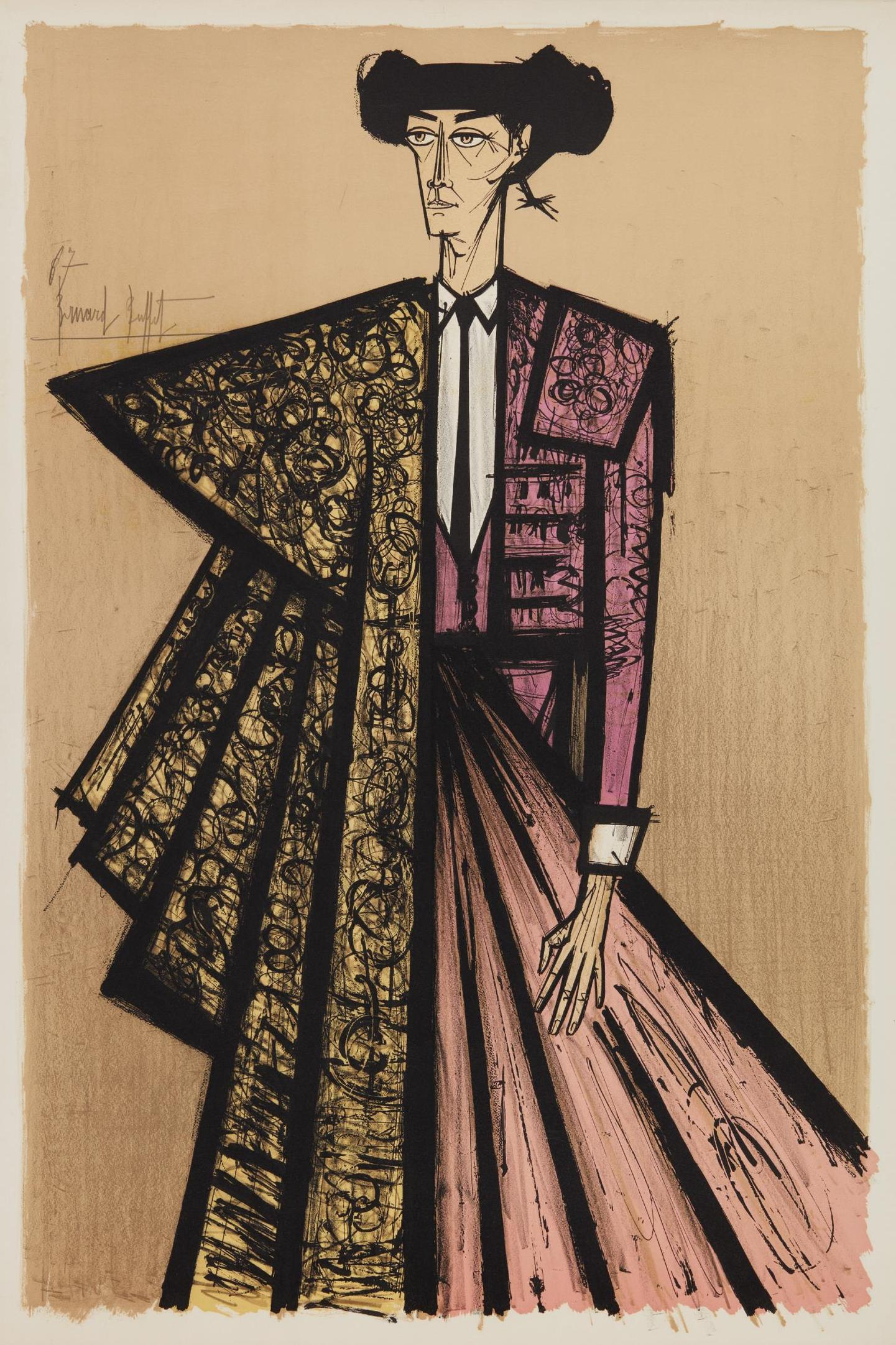 Bernard Buffet-Escamillo-1967