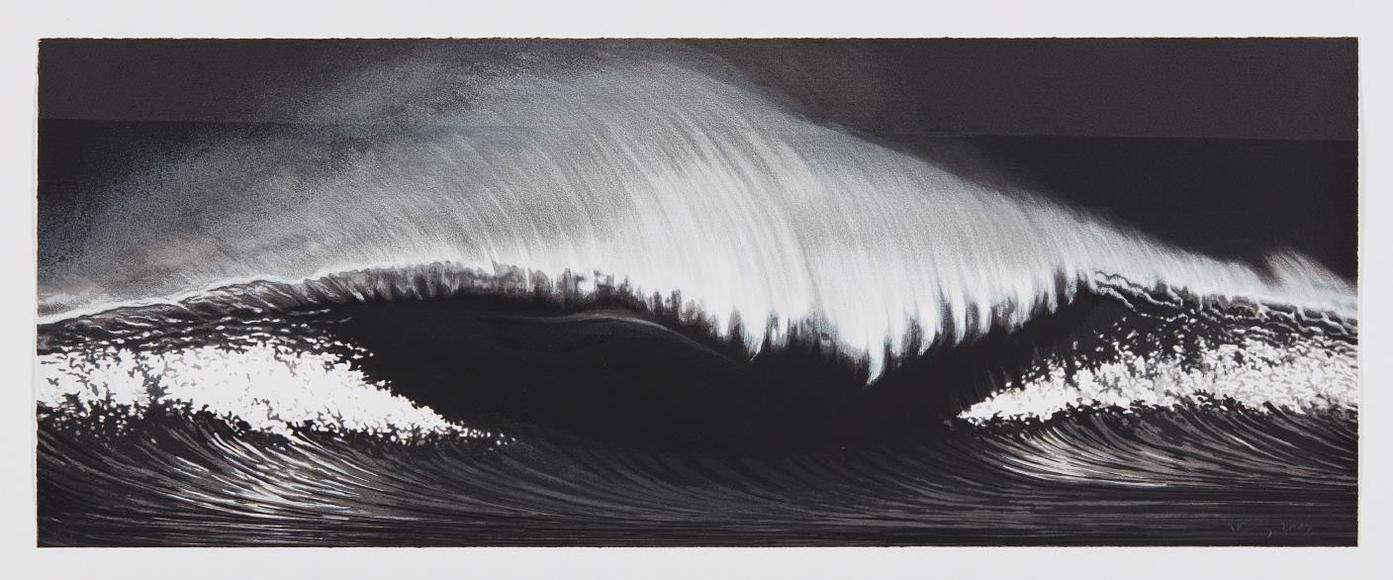 Robert Longo-Wave-2003