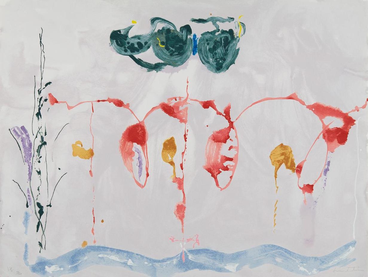 Helen Frankenthaler-Aerie-2009