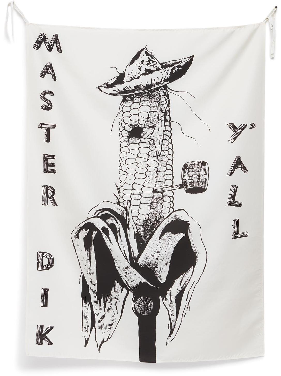 Mike Kelley-Master Dik, From Pansy Metal/Clovered Hoof-1989