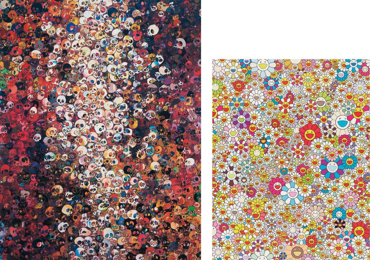 Takashi Murakami-I Know Not. I Know.; And Poporoke Forest-2011