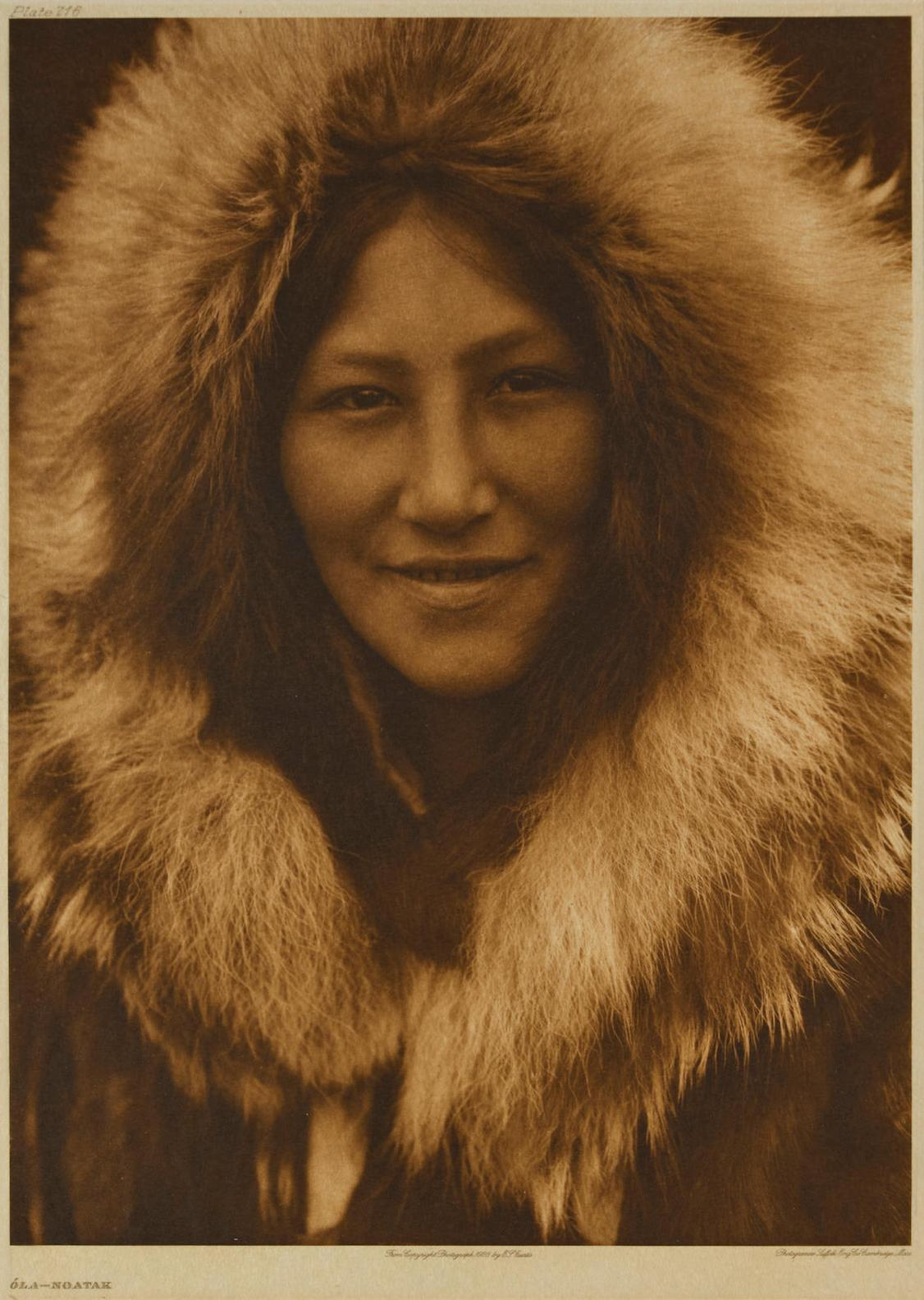 Edward S. Curtis-The North American Indian, Portfolio-1928