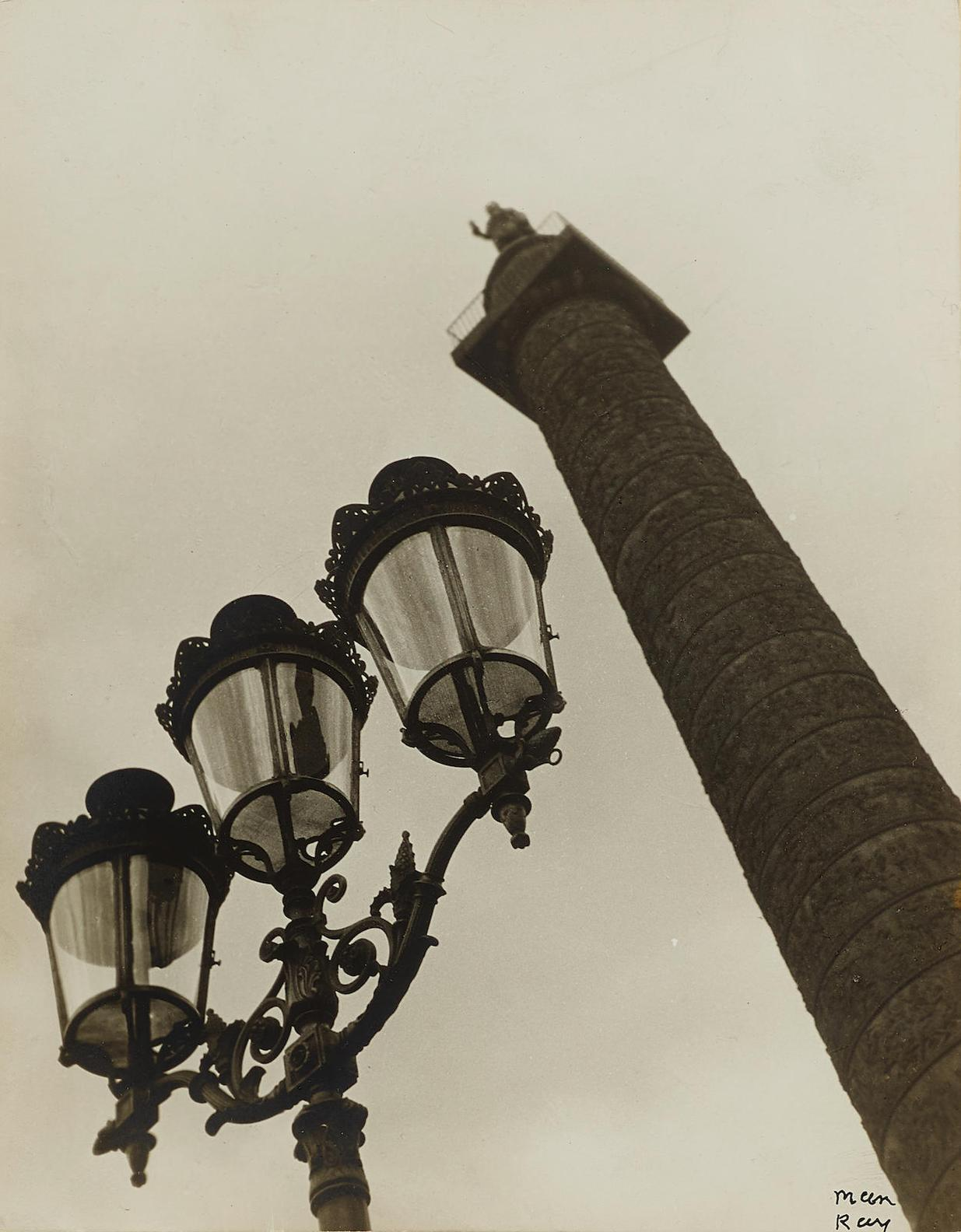 Man Ray-Place Vendome-1926