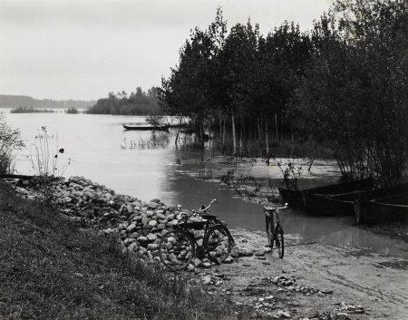 Paul Strand-Near The Po, Luzzara, Italy-1953