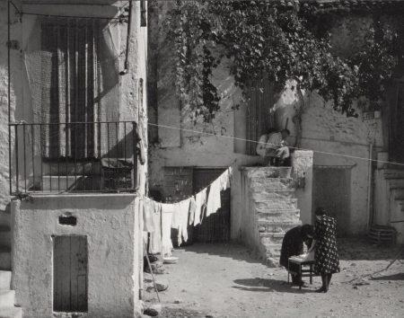 Paul Strand-Viesta, Gargano, Italy-1952