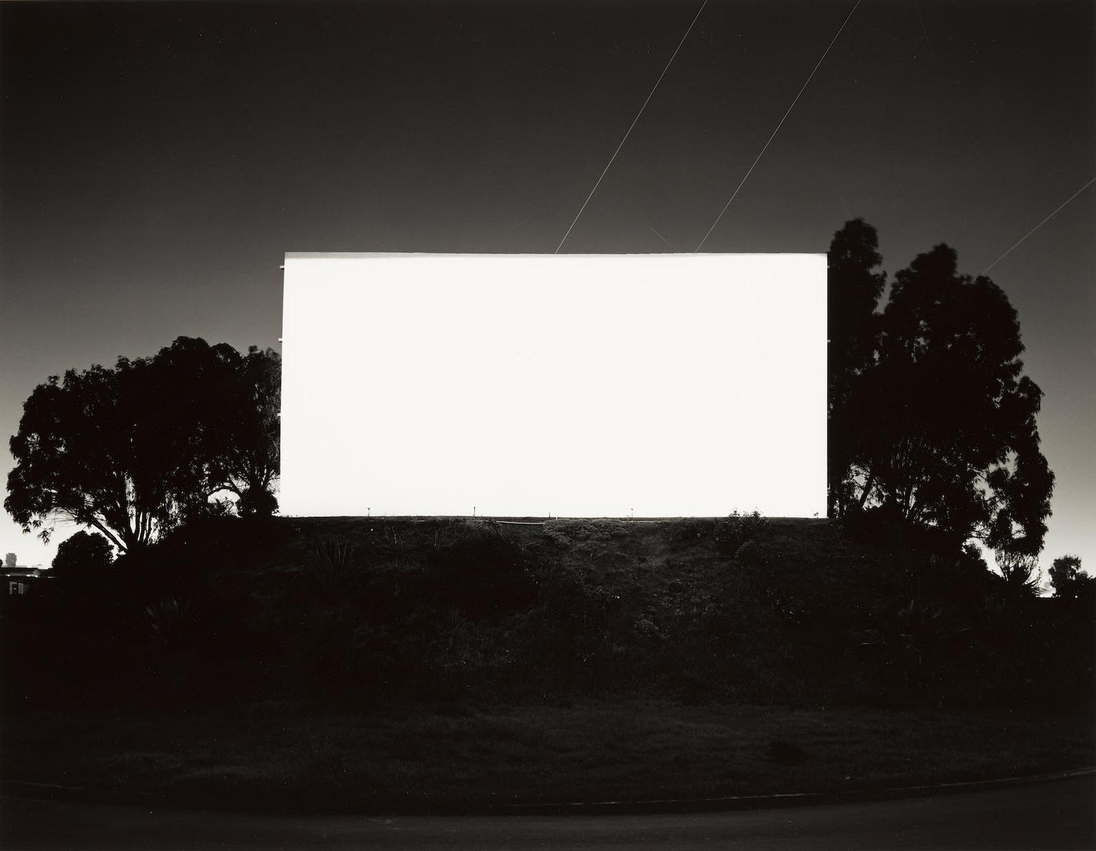 Hiroshi Sugimoto-South Bay Drive-In, San Diego, Ca-1993