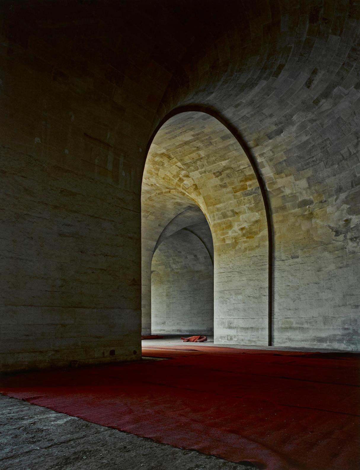 Robert Polidori-Interior De Lorangerie, Chateau De Versailles, France-1984
