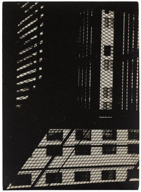 Walker Evans-Wall Street Windows-1929