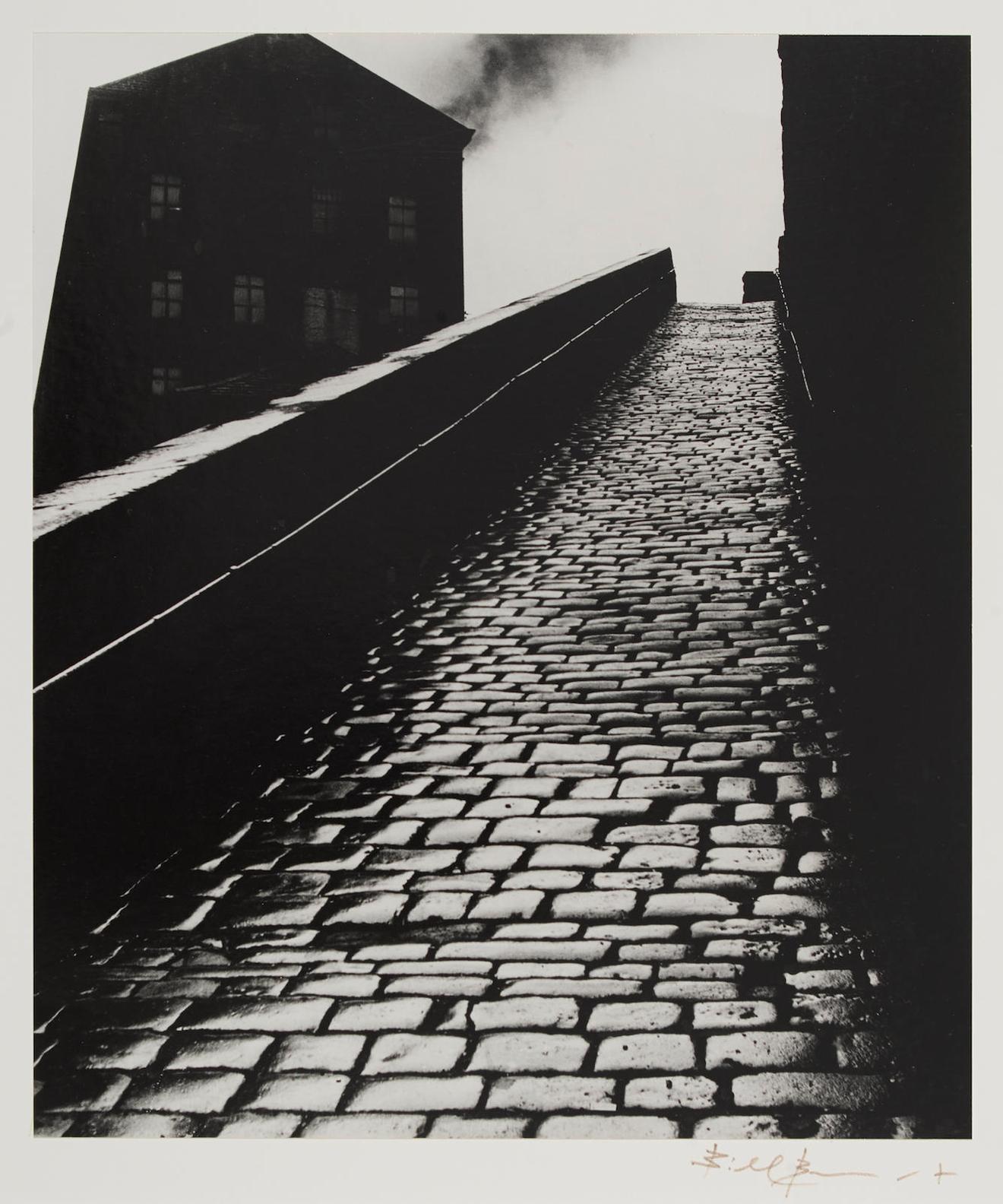 Bill Brandt-A Snicket In Halifax-1937