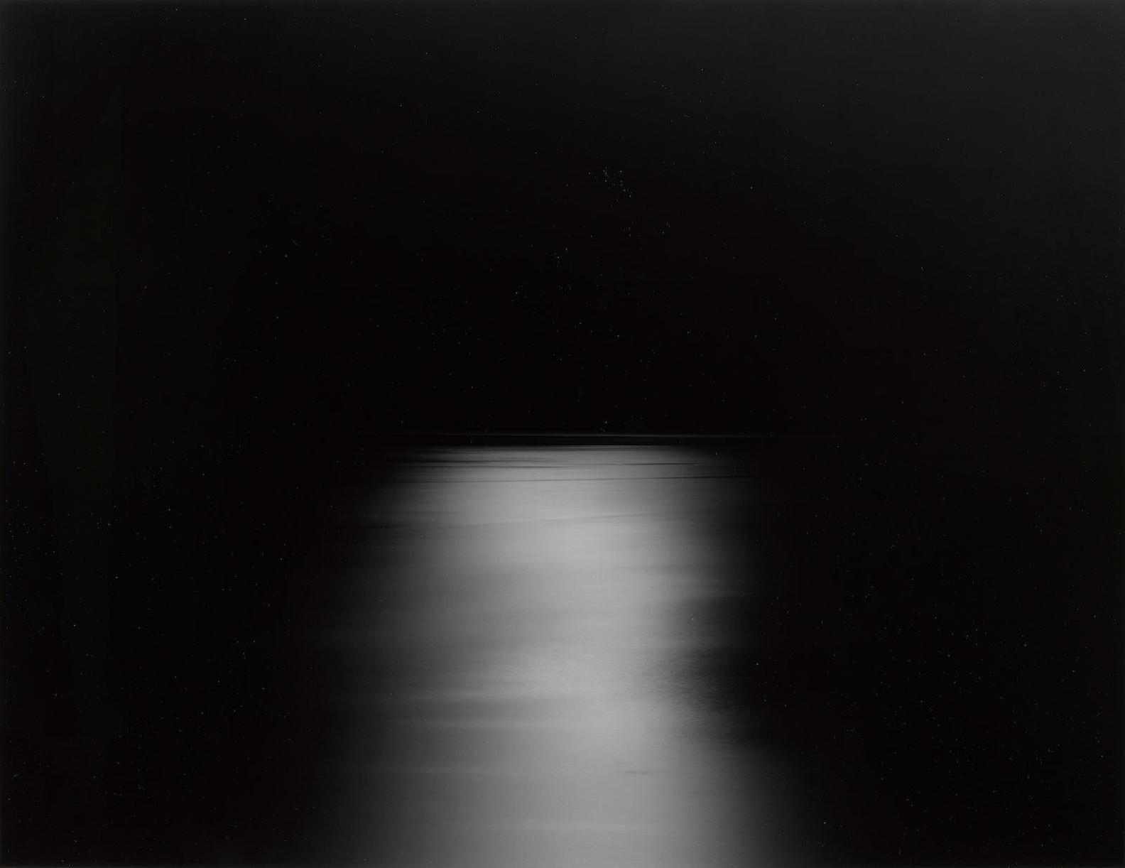 Hiroshi Sugimoto-Tyrrhenian Sea, Priano-1994