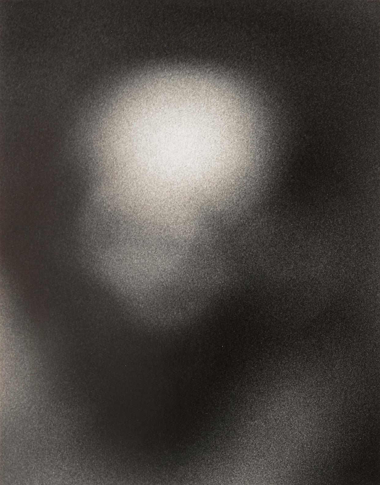 Roy DeCarava-Face Out Of Focus-1960