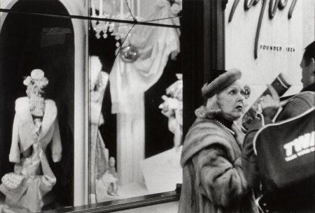Henri Cartier-Bresson-Untitled (New York City); Art Convention, Texas-1947