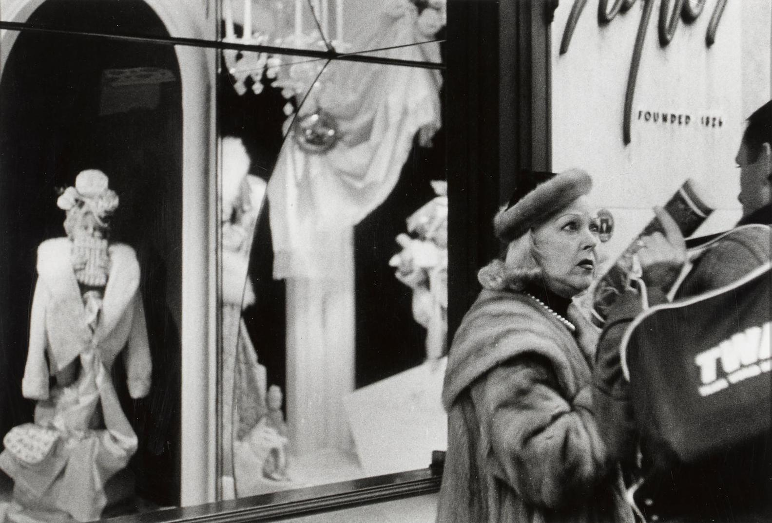 Henri Cartier-Bresson-Untitled (New York City); Art Convention, Texas-1947