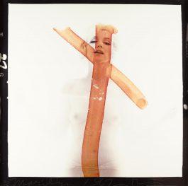 Bert Stern-Marilyn Monroe from 'The Last Sitting' (Crucifix II)-1962