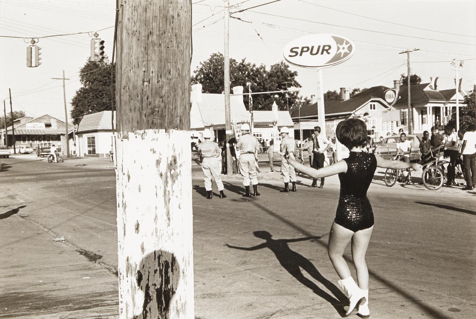Lee Friedlander-Lafayette, Ga-1968