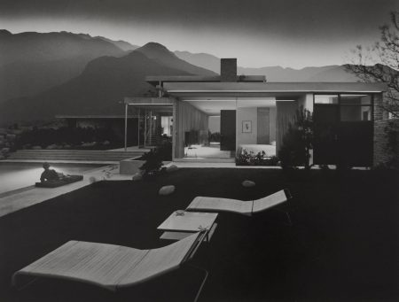 Julius Shulman-Kaufman House, Palm Springs, California, Richard Neutra, Architect-1947