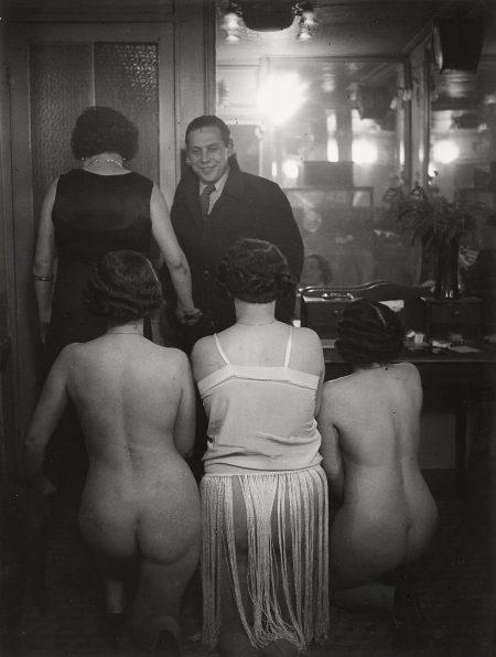 Brassai-Introduction Chez Suzy, Rue Gregoire-De-Tours, Paris-1932