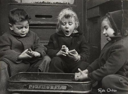 Ruth Orkin-The Card Players-1947