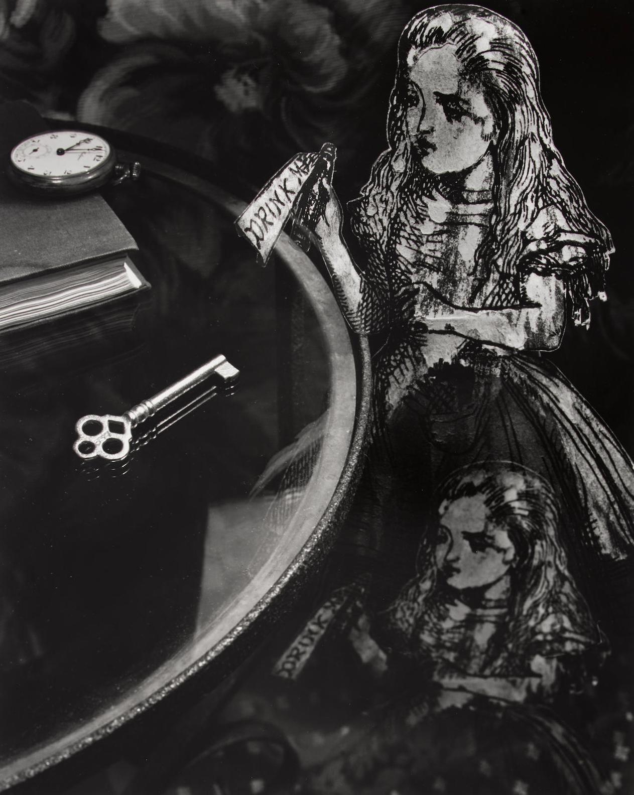 Abelardo Morell-Alices Adventures In Wonderland-1998
