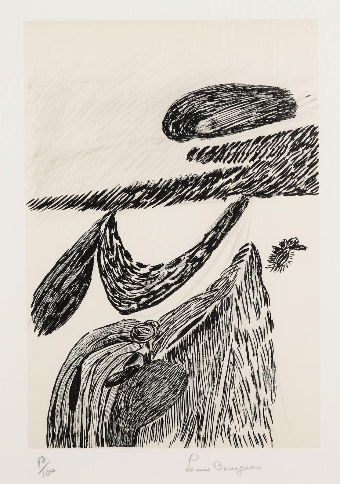 Louise Bourgeois-Inner Life-1985