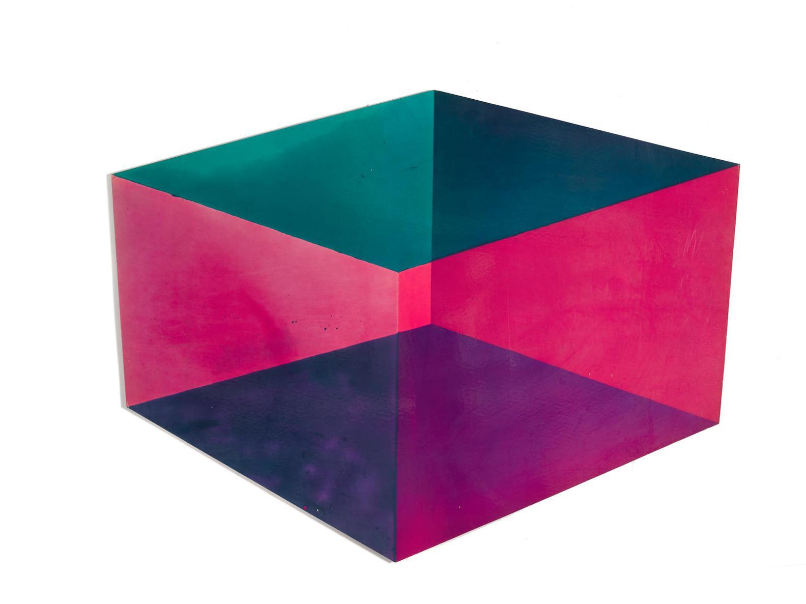 Ron Davis-Cube II-1971