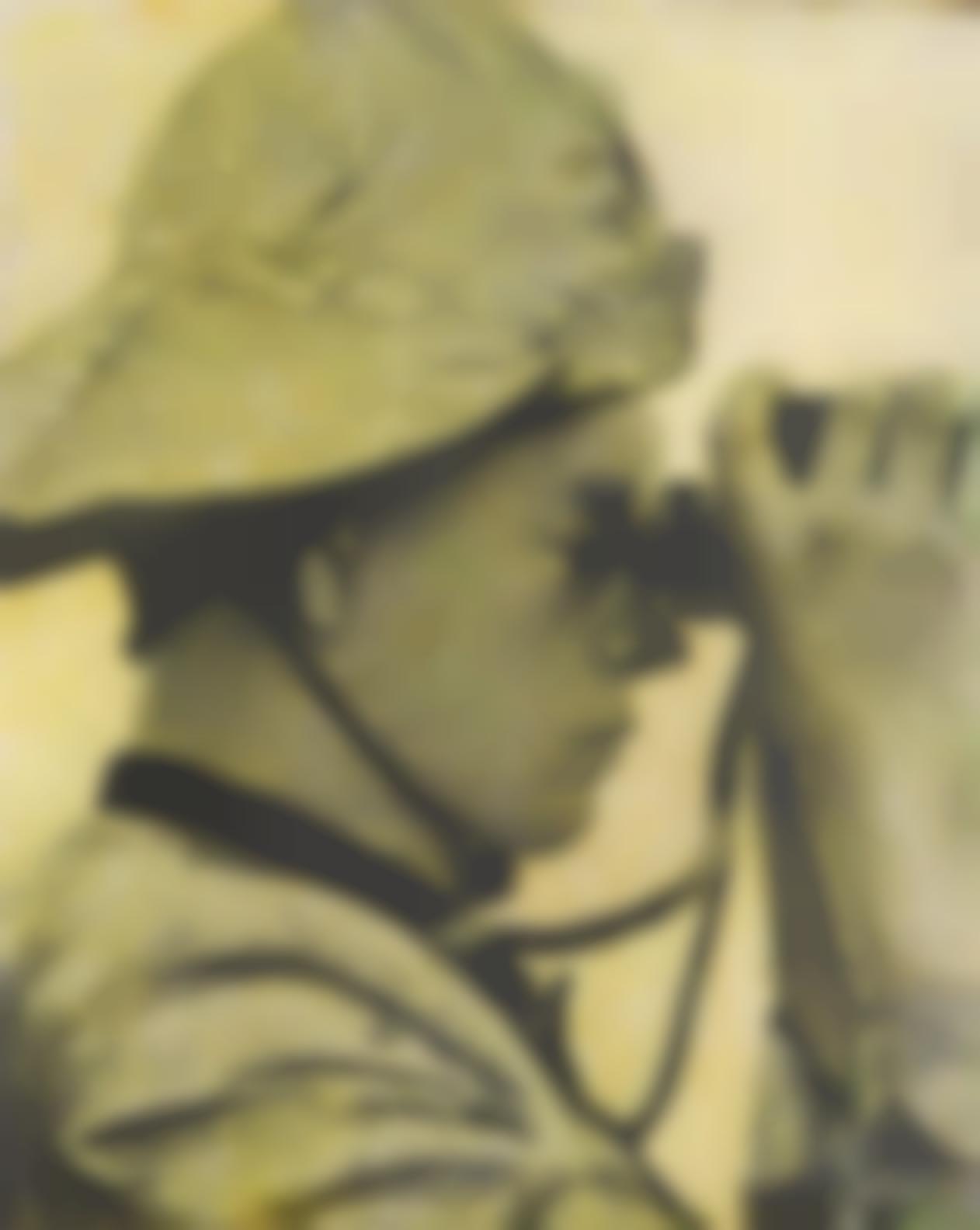 Malcolm Morley-Sub Watcher-1965