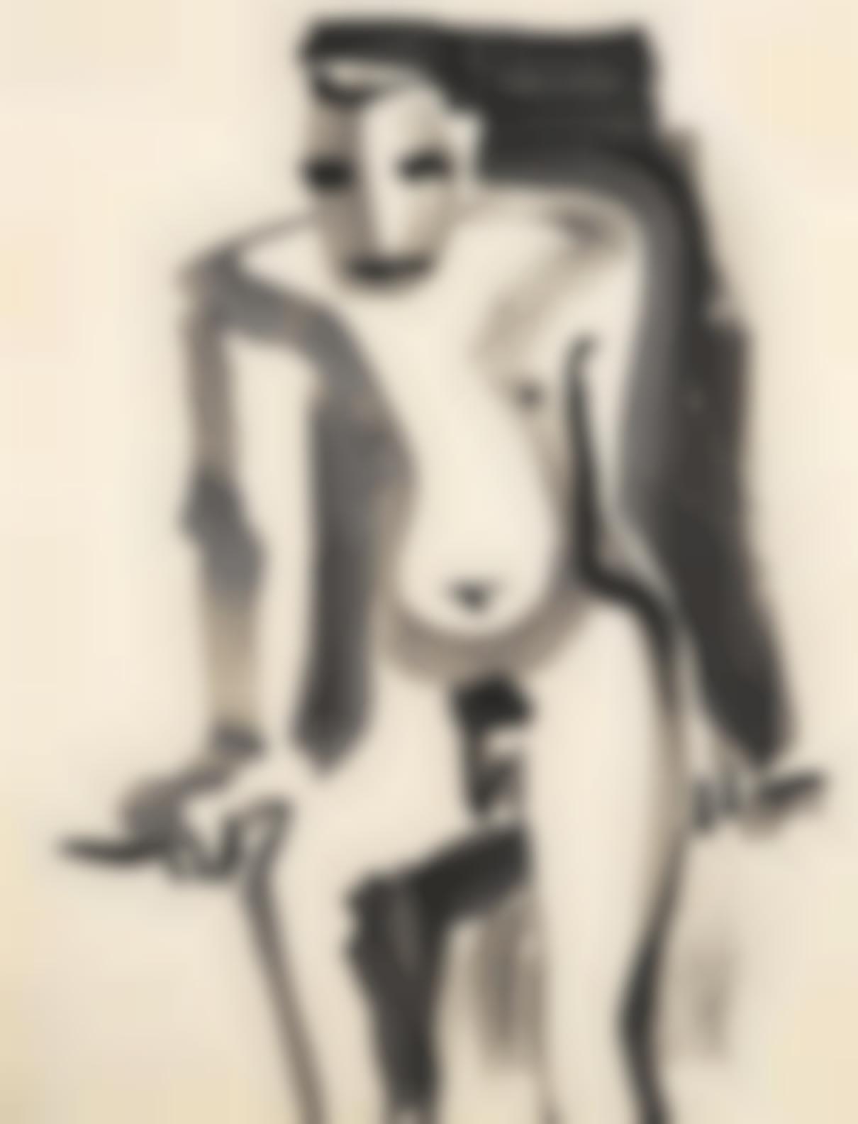 David Park-Untitled-1957