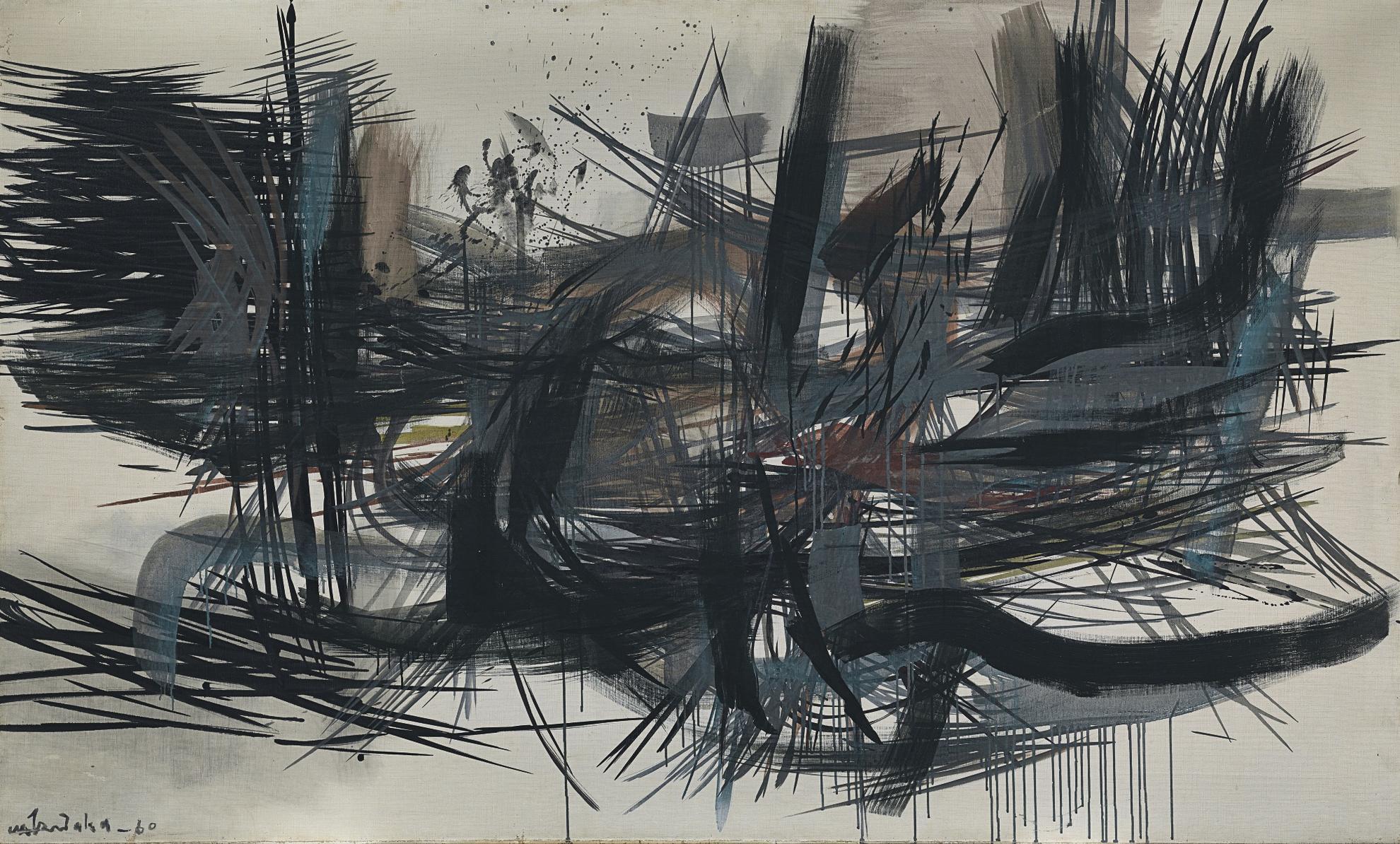 Tsutaka Waichi - Untitled-1960