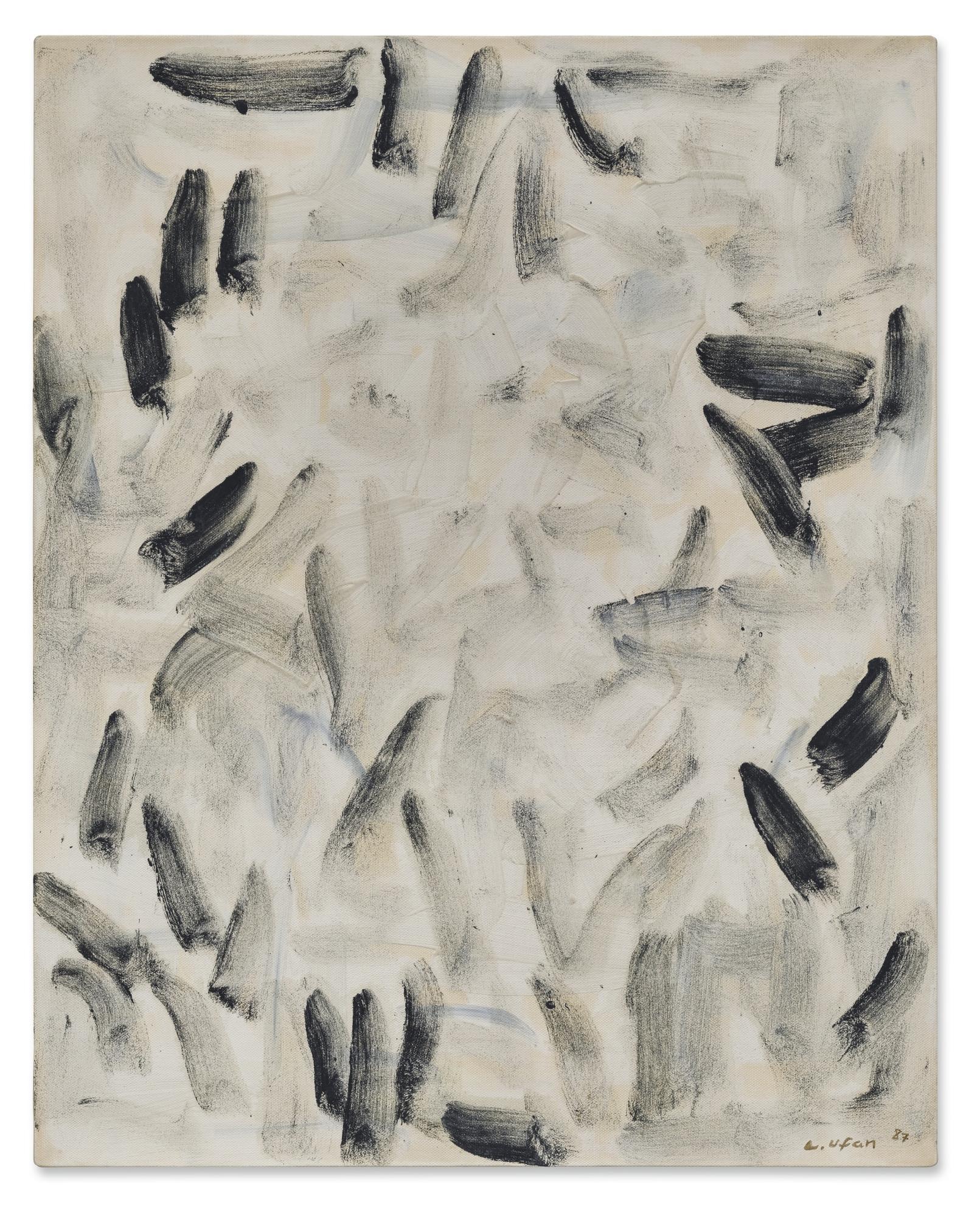 Lee Ufan-From Winds-1987