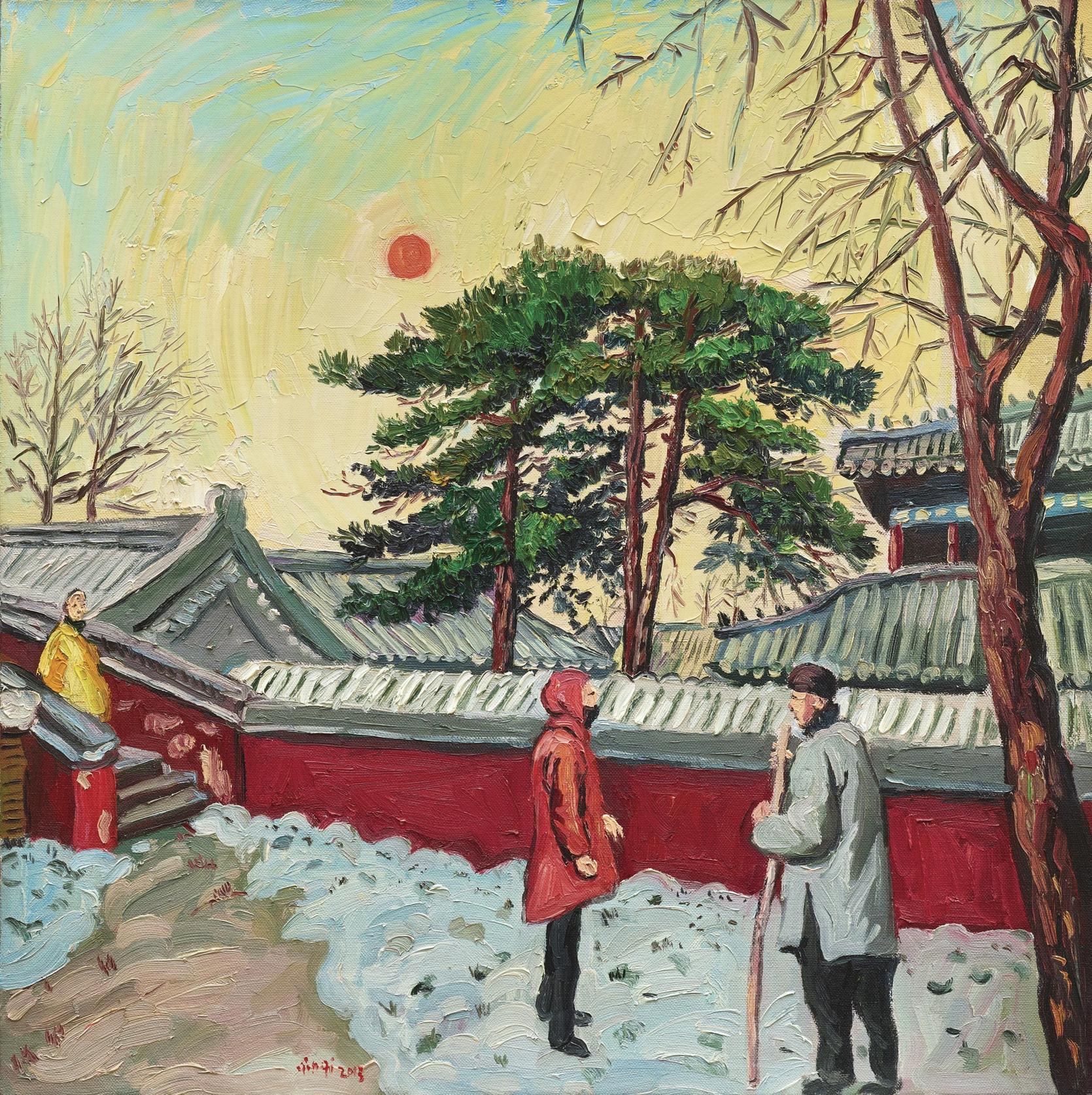 Qin Qi-Untitled-2013