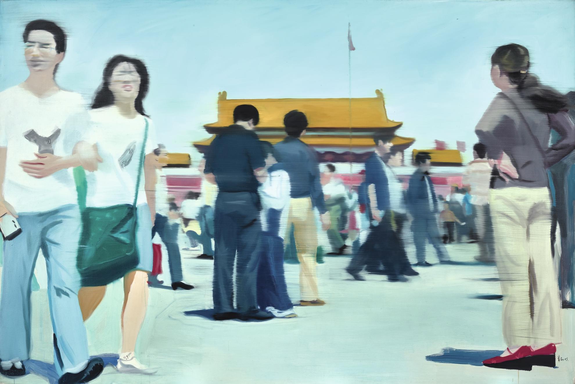 Zhang Jian - Square-2005