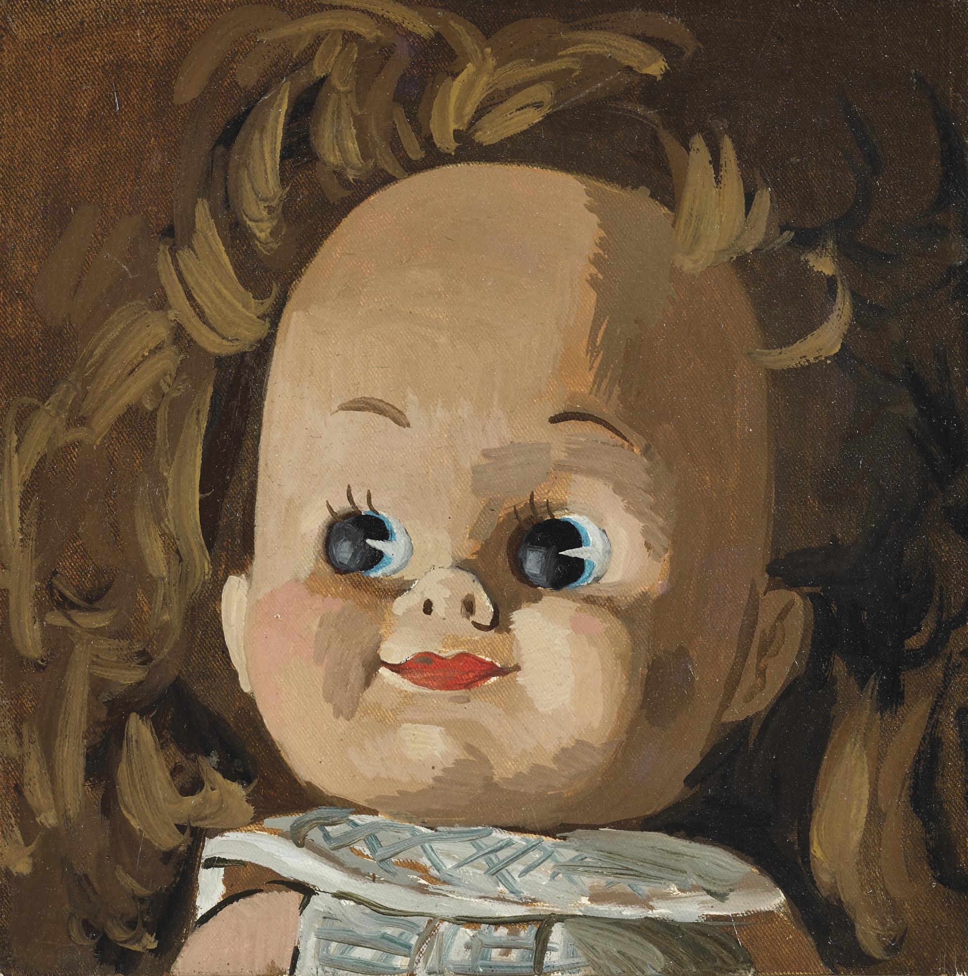 Liu Ye-Doll-1991