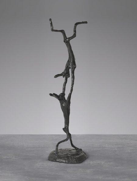 Barry Flanagan-Acrobats-2003