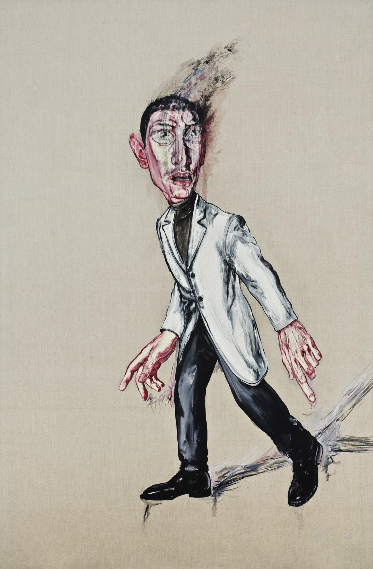 Zeng Fanzhi-Untitled-2002