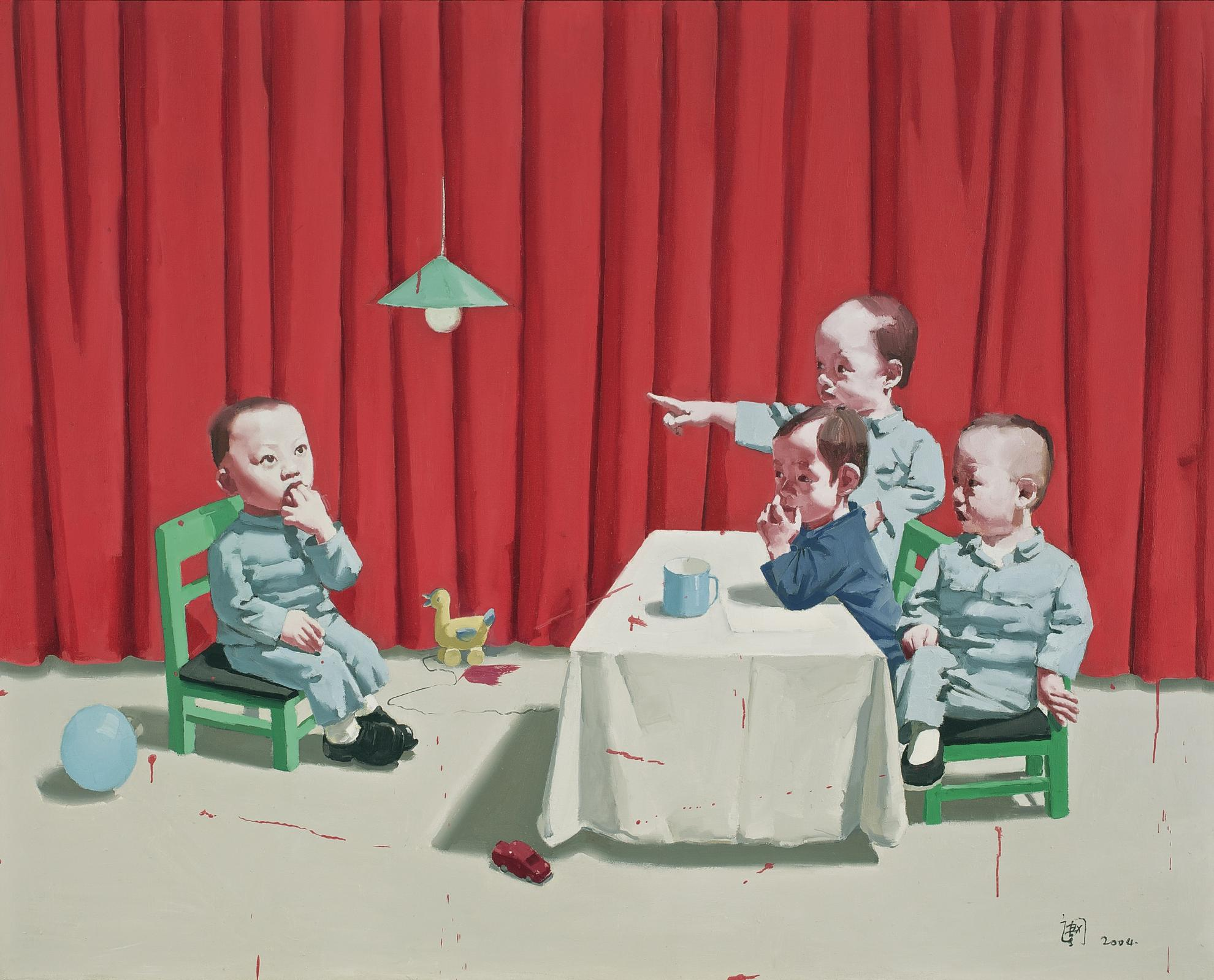 Tang Zhigang-The Era Of Children-2004