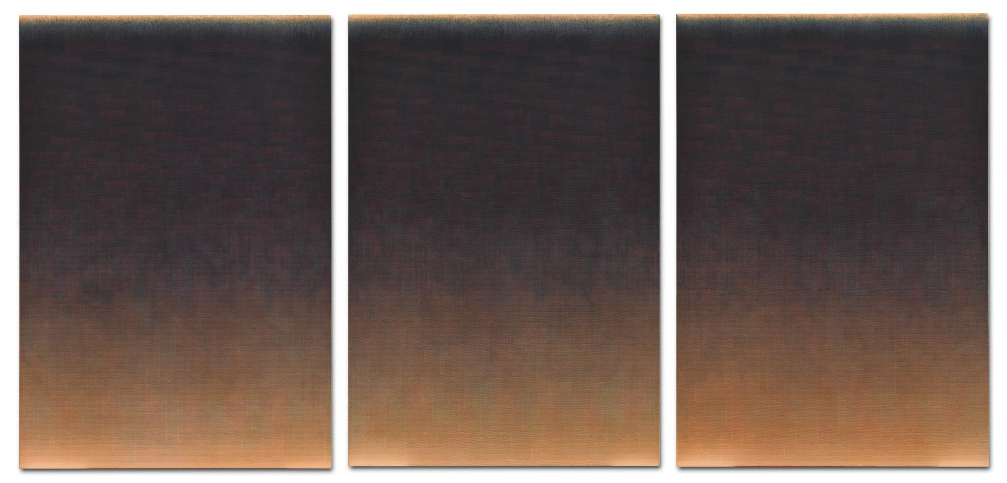Shen Chen-Untitled No. 12447-12 (Triptych)-2012