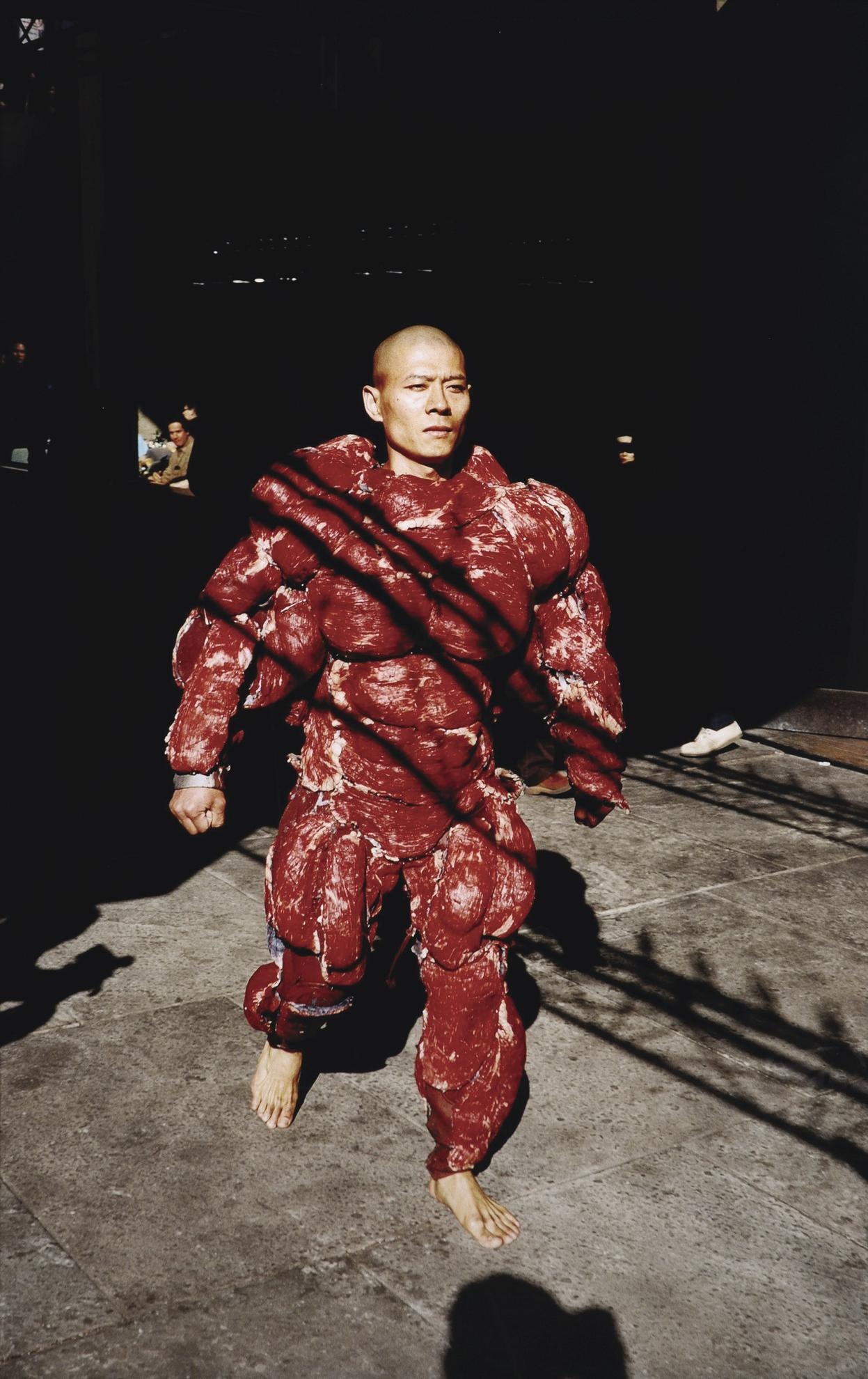 Zhang Huan-My New York-2002