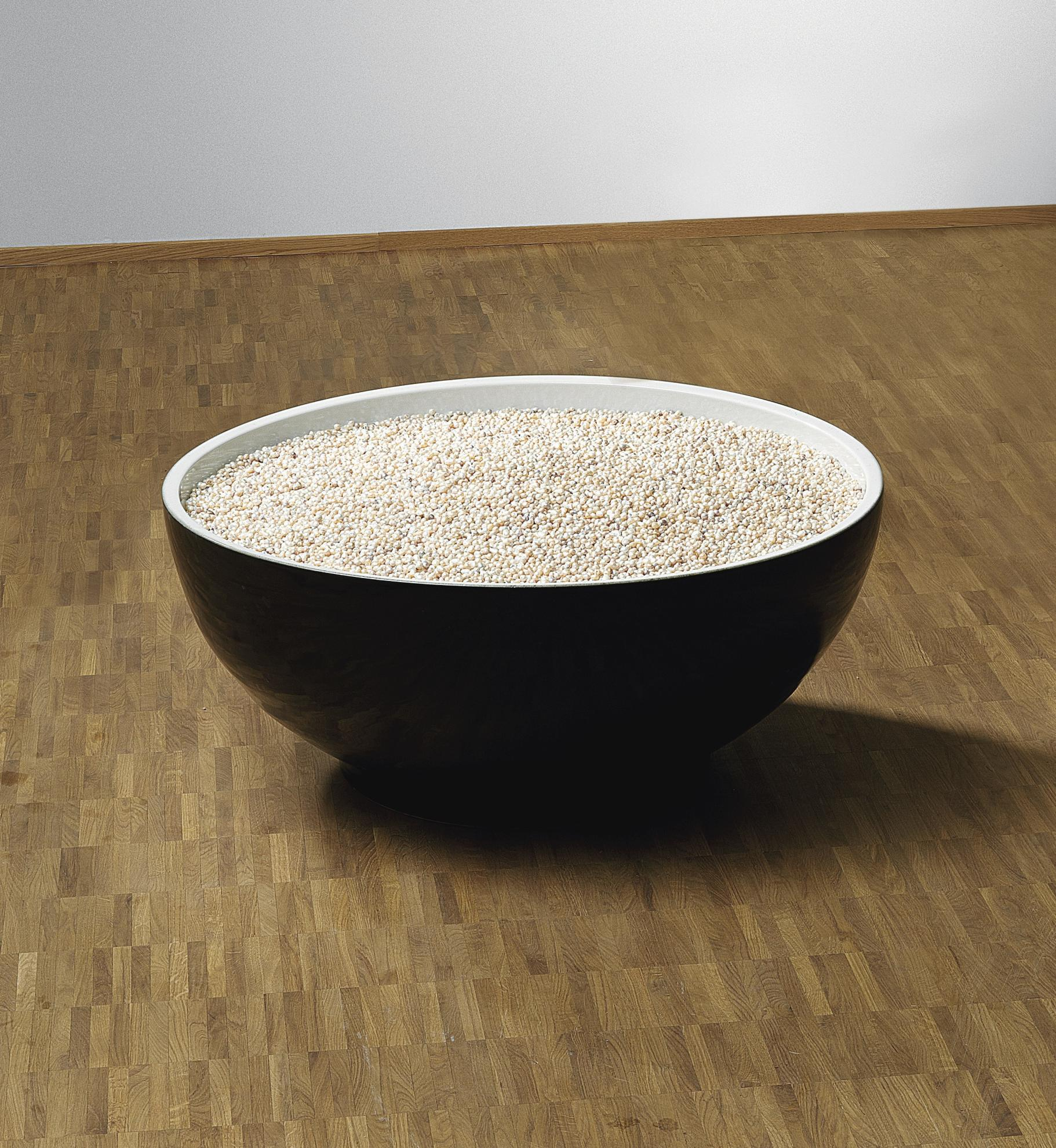 Ai Weiwei-Bowl Of Pearls-2010