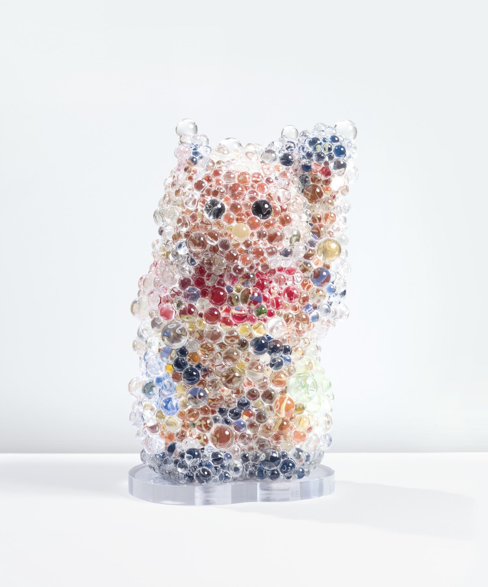 Kohei Nawa-Pixcell - Beckoning Cat-2015