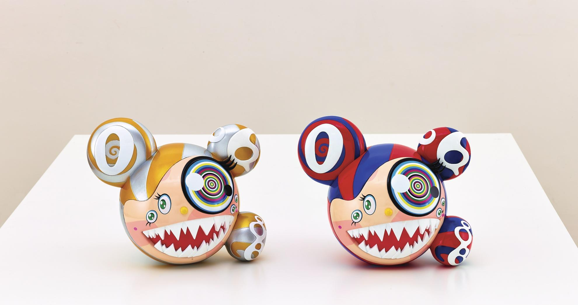 Takashi Murakami-Murakami X Complexcon Mr. Dob (Two Works)-2016