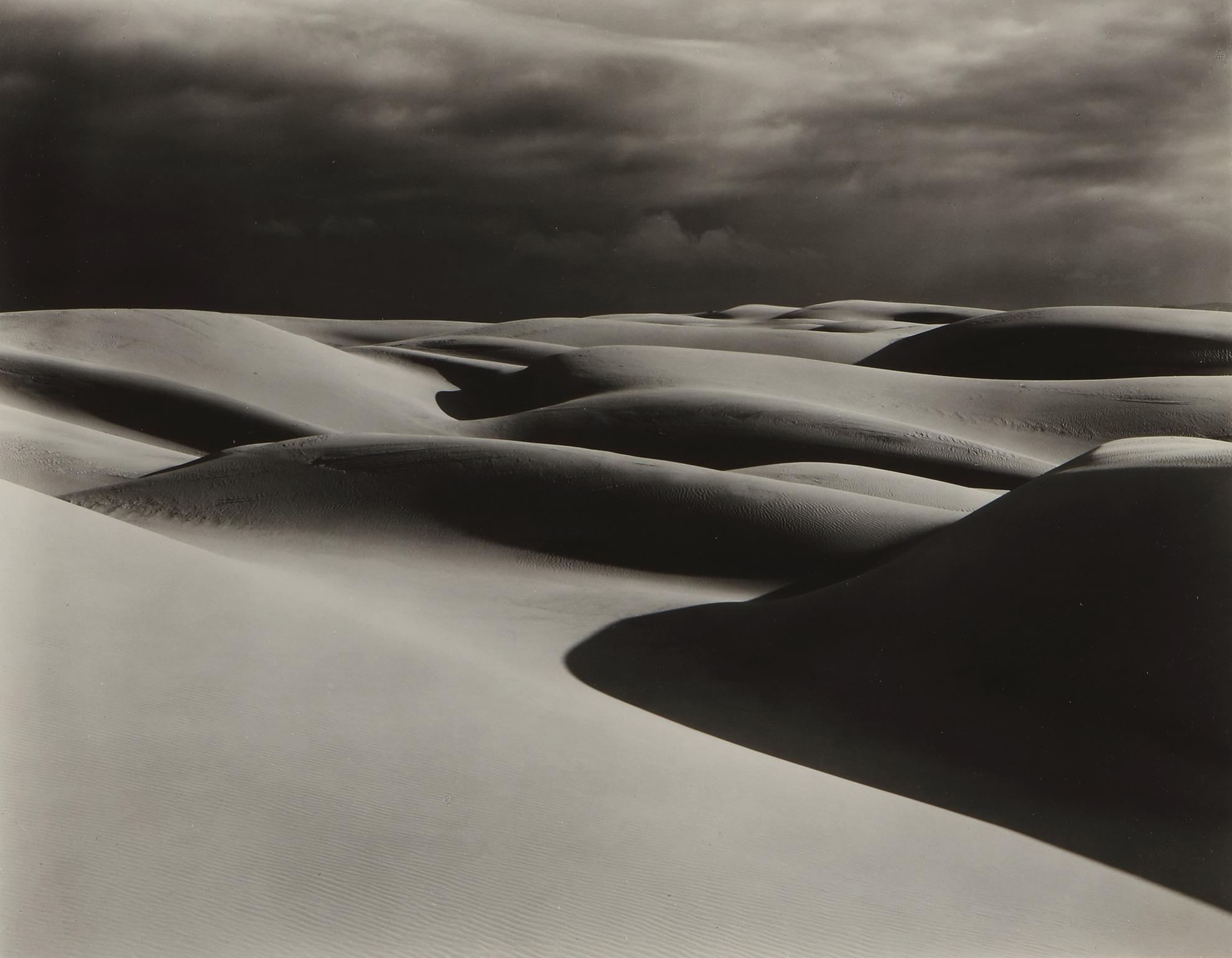 Brett Weston-Dunes, Shoshone, California-1934