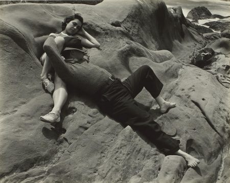 Edward Weston-Zohmah And Jean Charlot-1939
