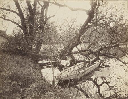 Eugene Atget-Ville Davray-1923