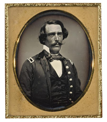 Anonymous American Photographer - Edmund Russell, Lieutenant, 4Th U. S. Infantry-1850