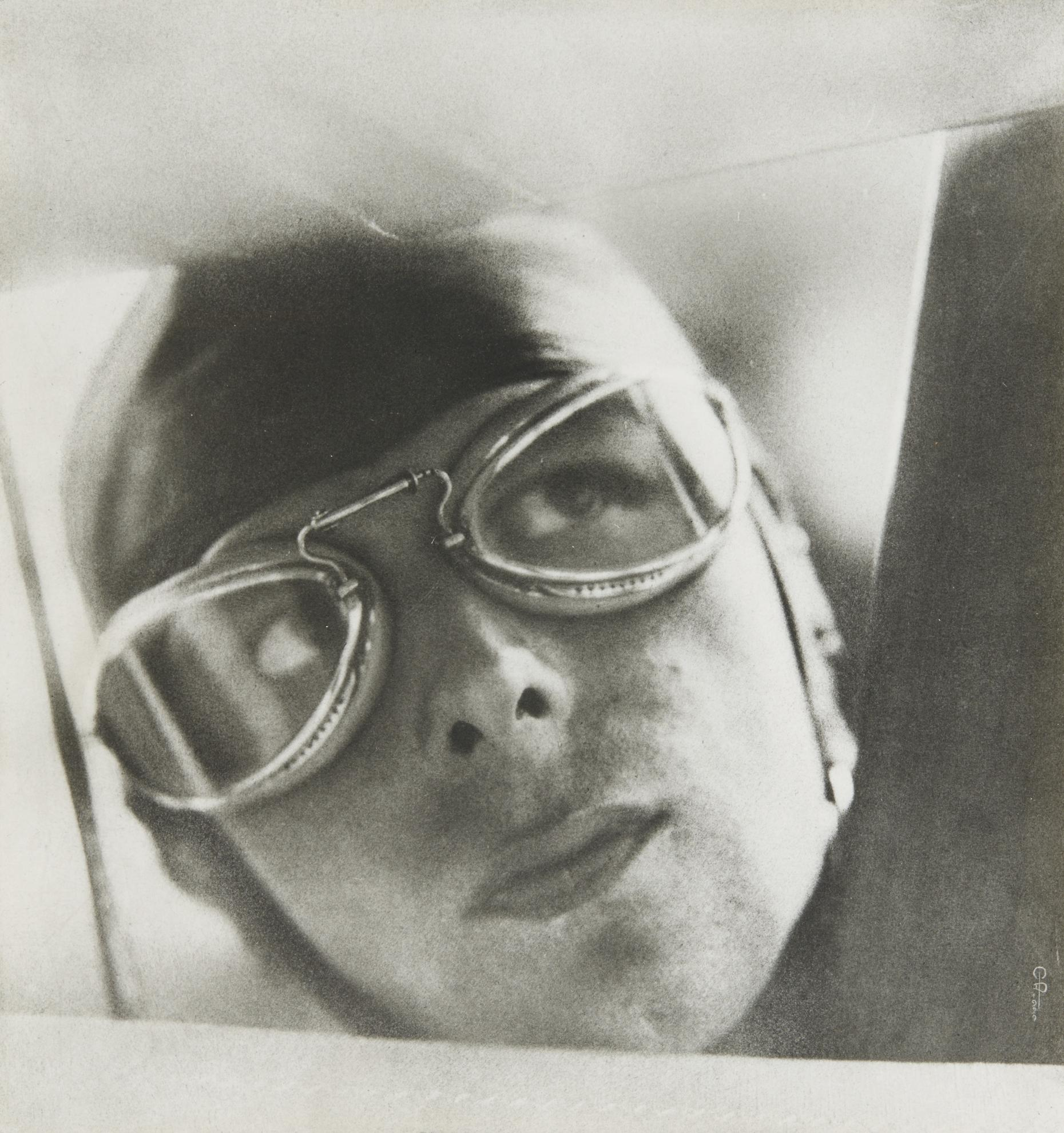 Pierre Dubreuil-'The Aviator'-1929