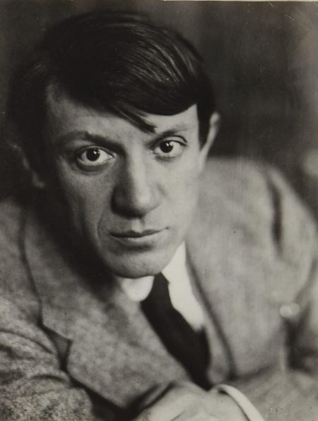 Harry B. Lachman - Pablo Ruiz Picasso-1915
