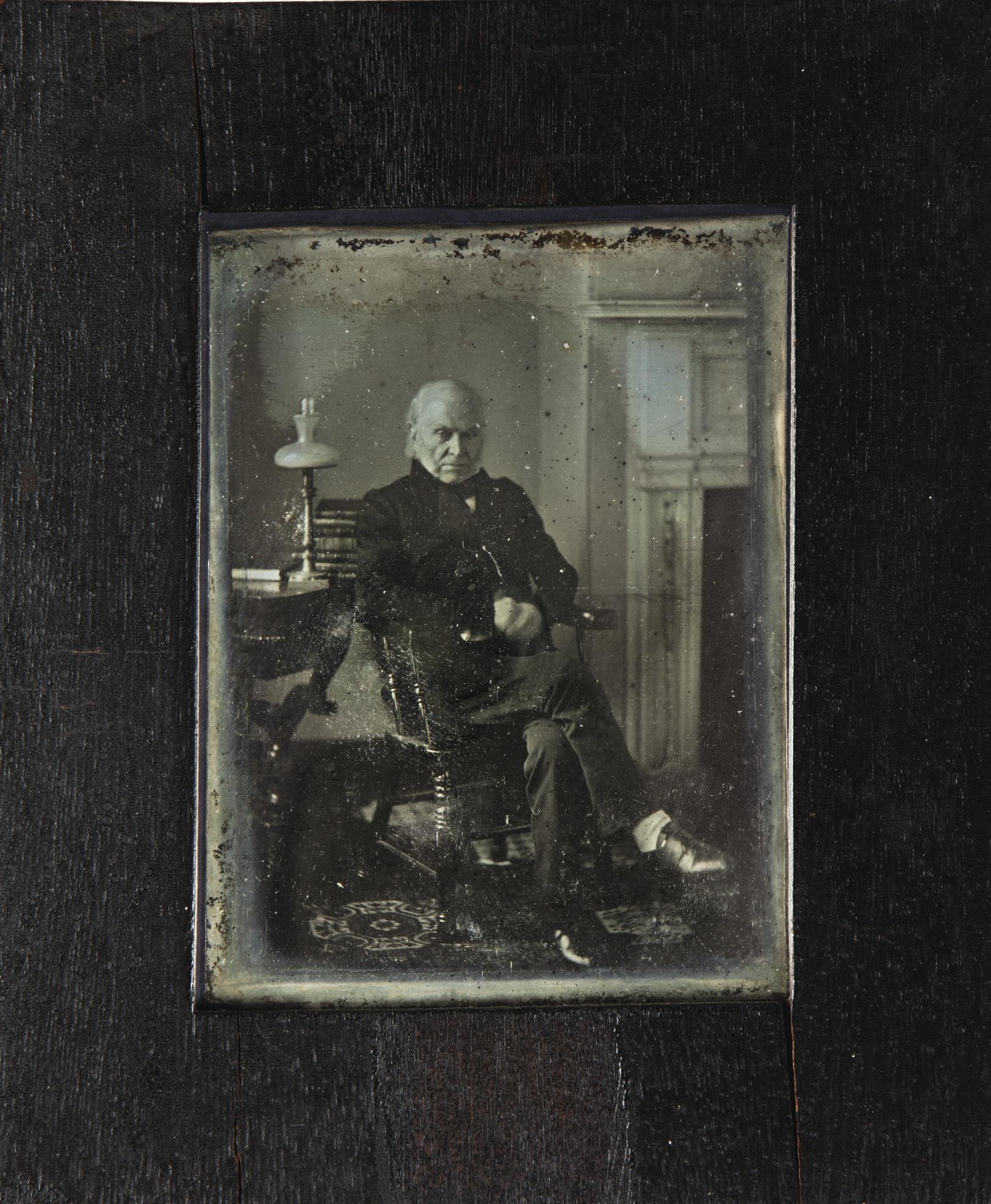 Philip Haas - John Quincy Adams-1843